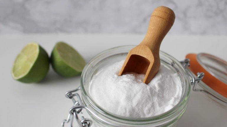 Comment utiliser du bicarbonate de soude au jardin?