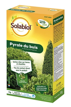 insecticide Pyrale
